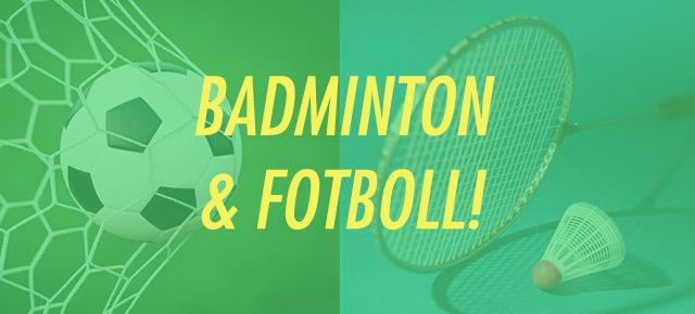 badminton-football