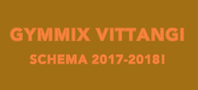 Gymmix Vittangi Schema 2017-2018